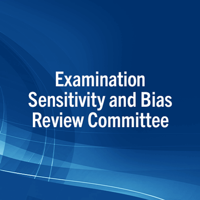 Examination Sensitivity and Bias Review Committee