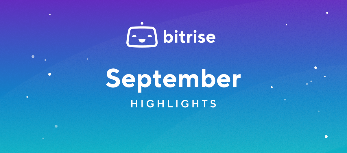 September highlights