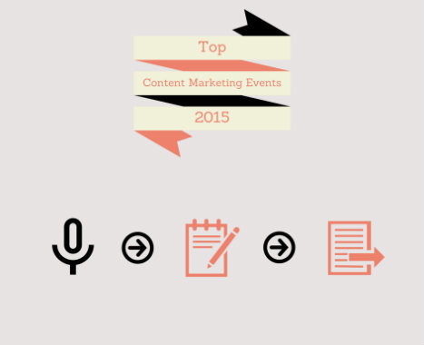 The Content Manager's Ultimate List of Events to Attend In 2015