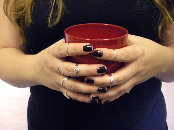 Jewelry finger rings