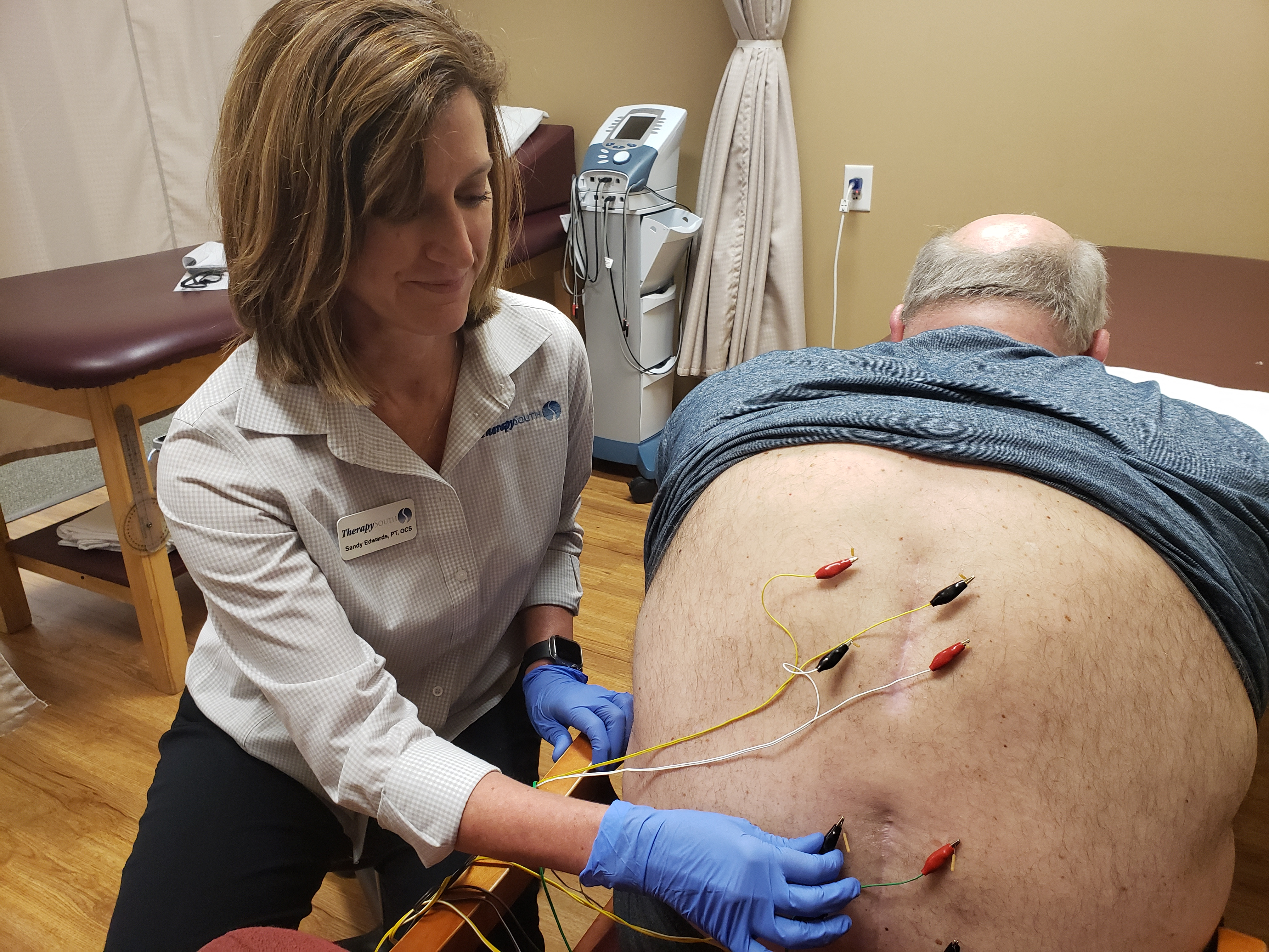treating chronic pain in back
