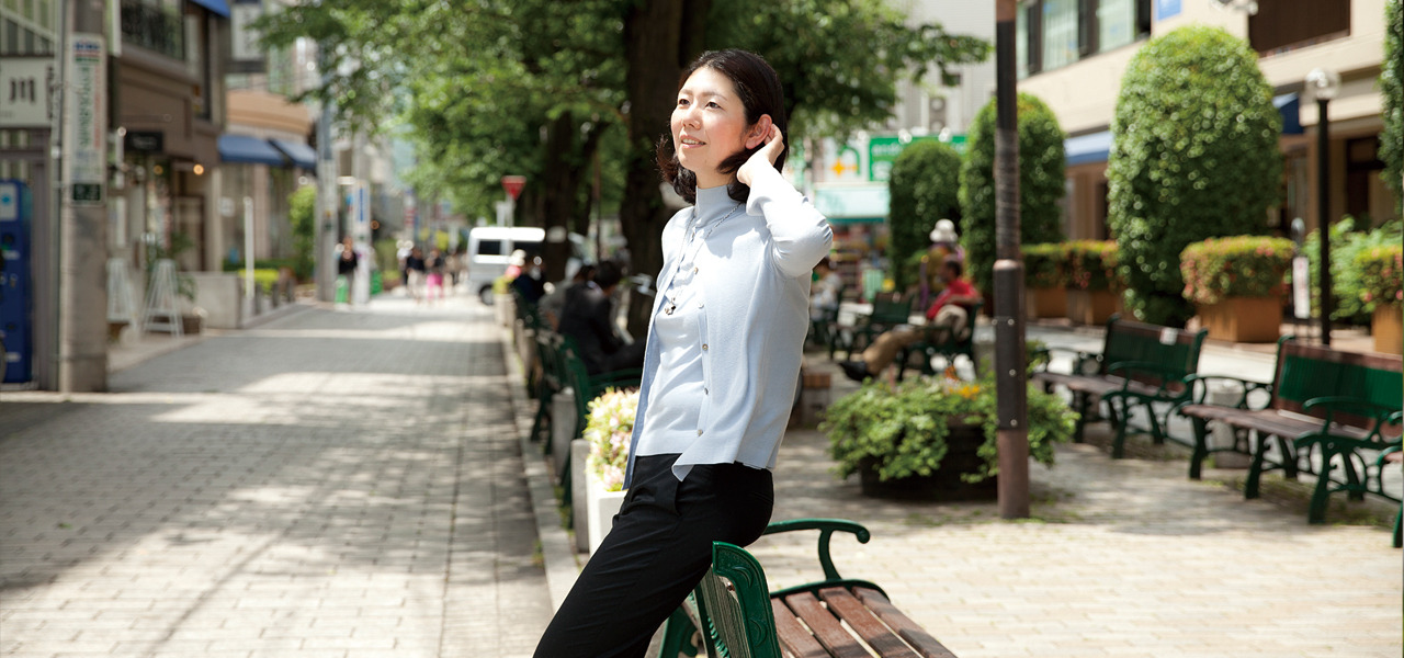 軒先株式会社 西浦明子 夢を叶える「最初の一歩」を「場」を通して支え続けたい