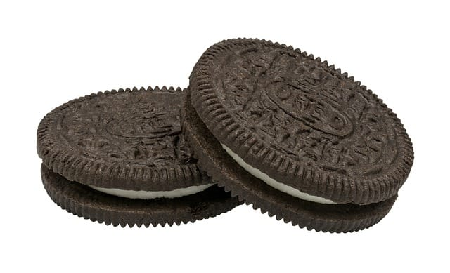 Photo: Oreo cookies