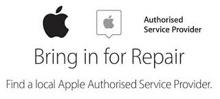 Apple authorised servicec center