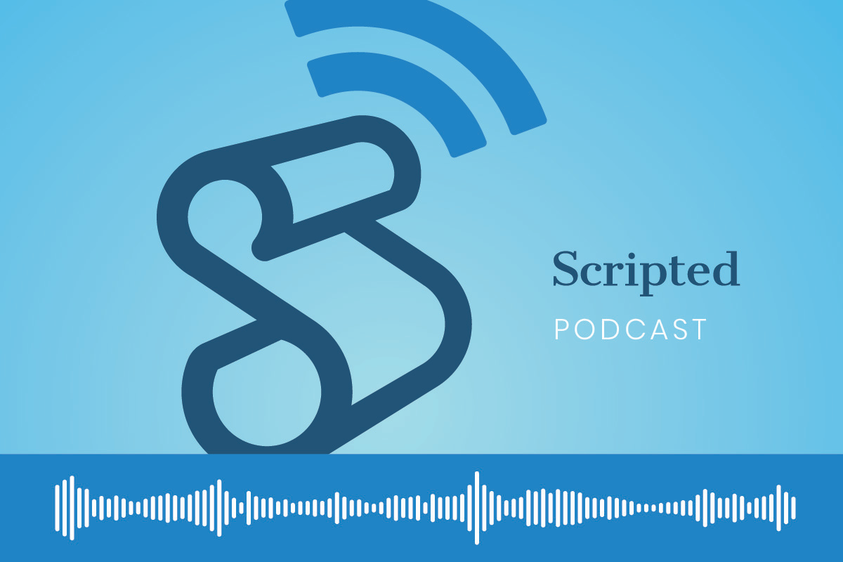 The Scripted Podcast: Press Releases Episode 3