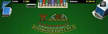 Slotocash 21 Blackjack