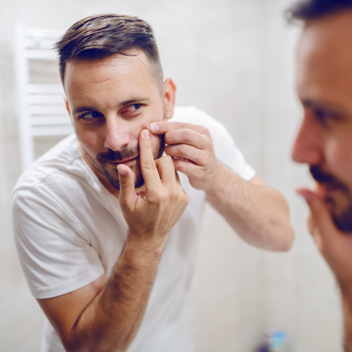 How To Handle Persistent Pimples