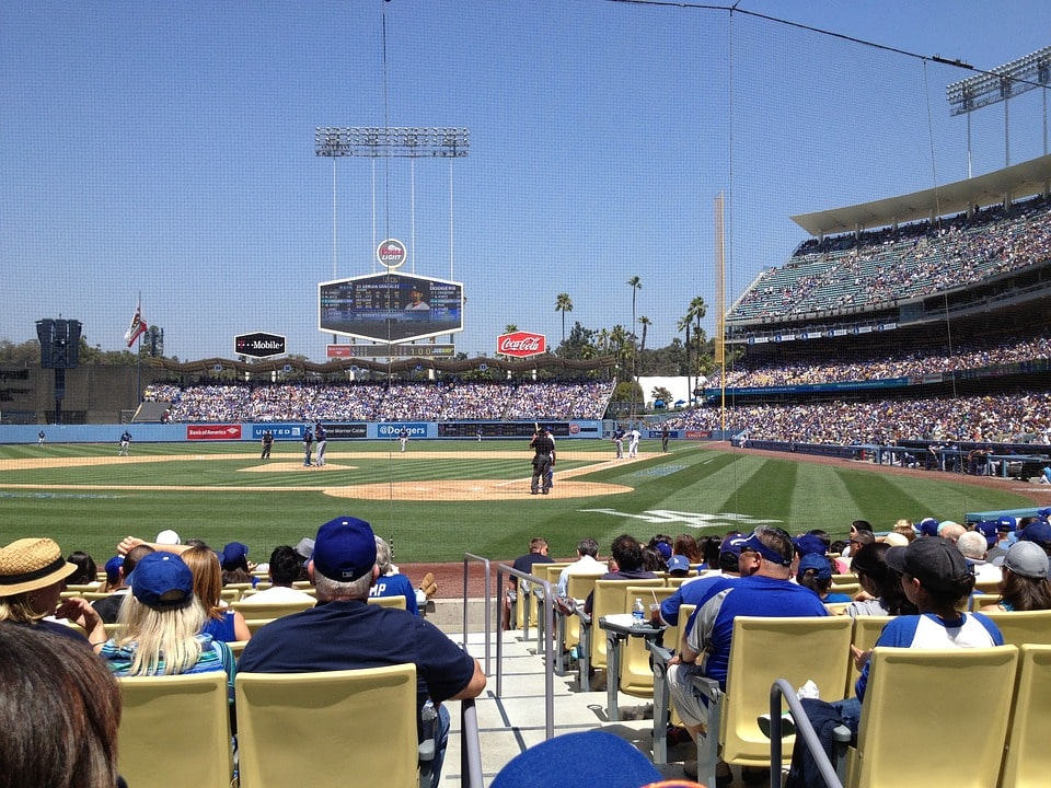 A fun thing to do in LA for sports fans is to catch a Dodgers game
