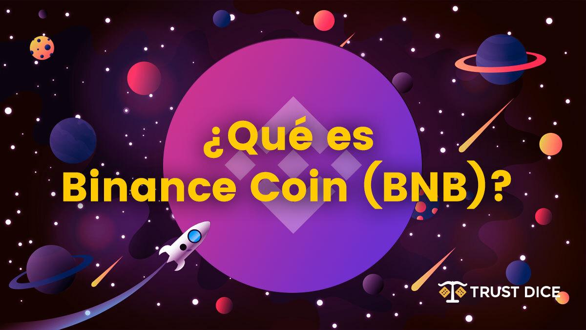¿Qué es Binance Coin (BNB)? ¿Es una buena inversión?