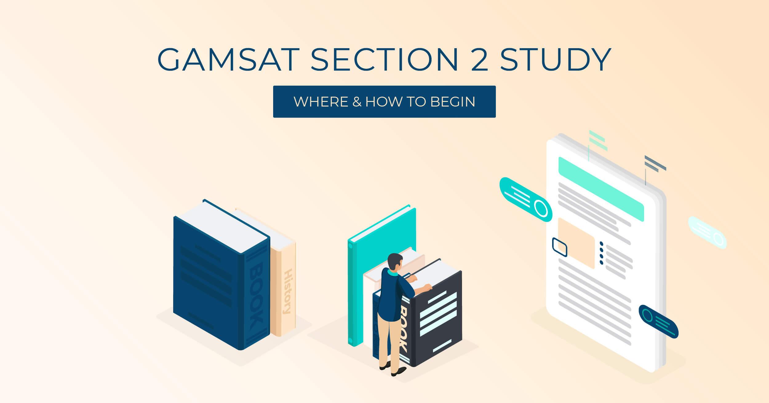 gamsat section 2 study