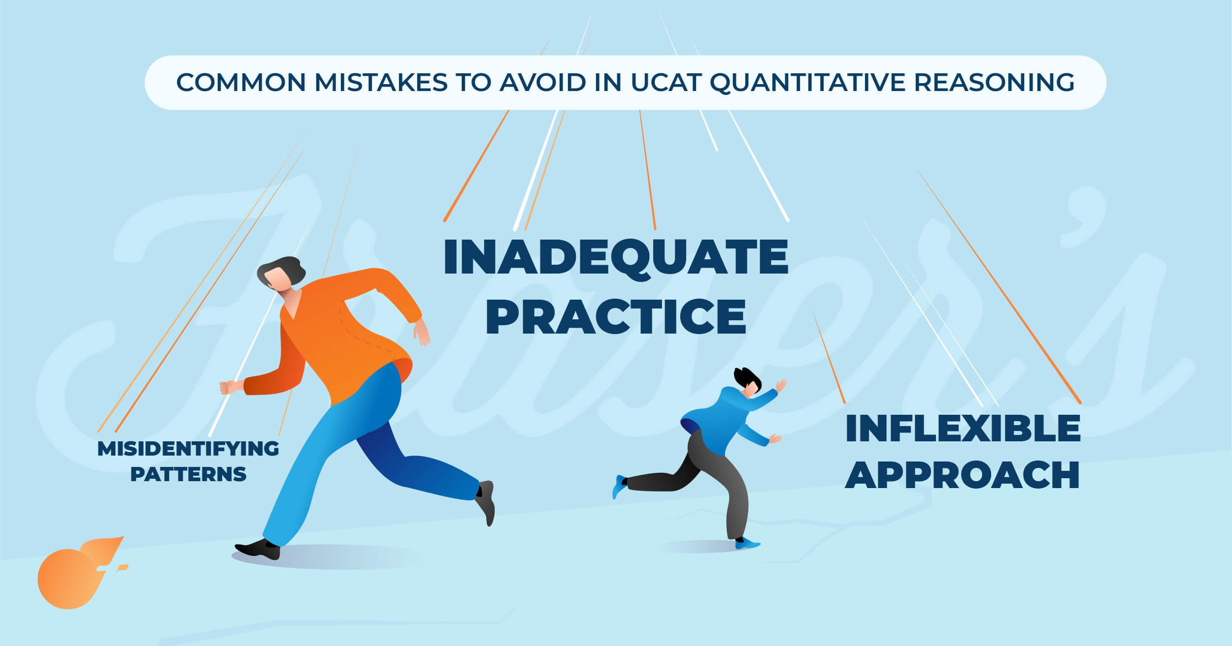 common mistakes to avoid in Ucat abstract reasoning