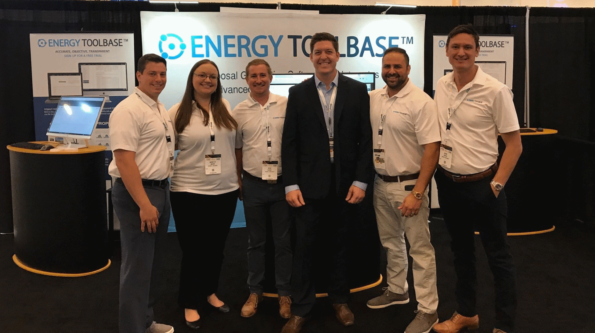 Energy Toolbase at Solar Power International