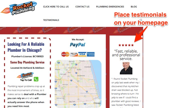Encourage Satisfied Customers to Leave Reviews.