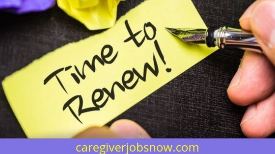 9 Step Guide to Renewing Your Maryland CNA