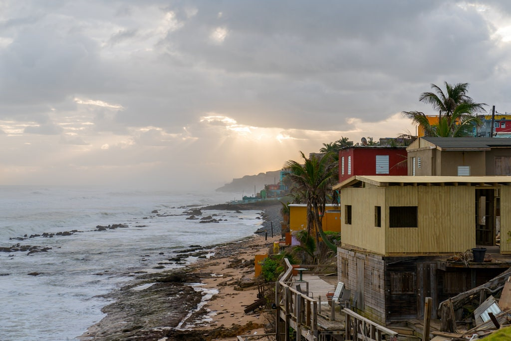 La Perla is one of the things to add on your Puerto Rico itinerary