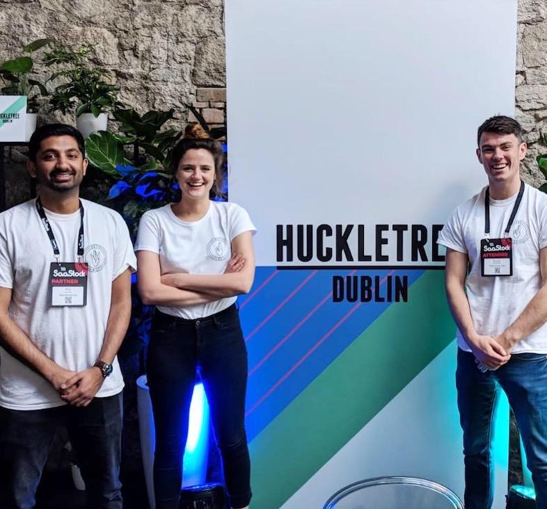 huckletree-team-party