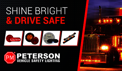 Peterson Manufacturing: The Market Leader in Vehicle Safety Lighting Products and Accessories