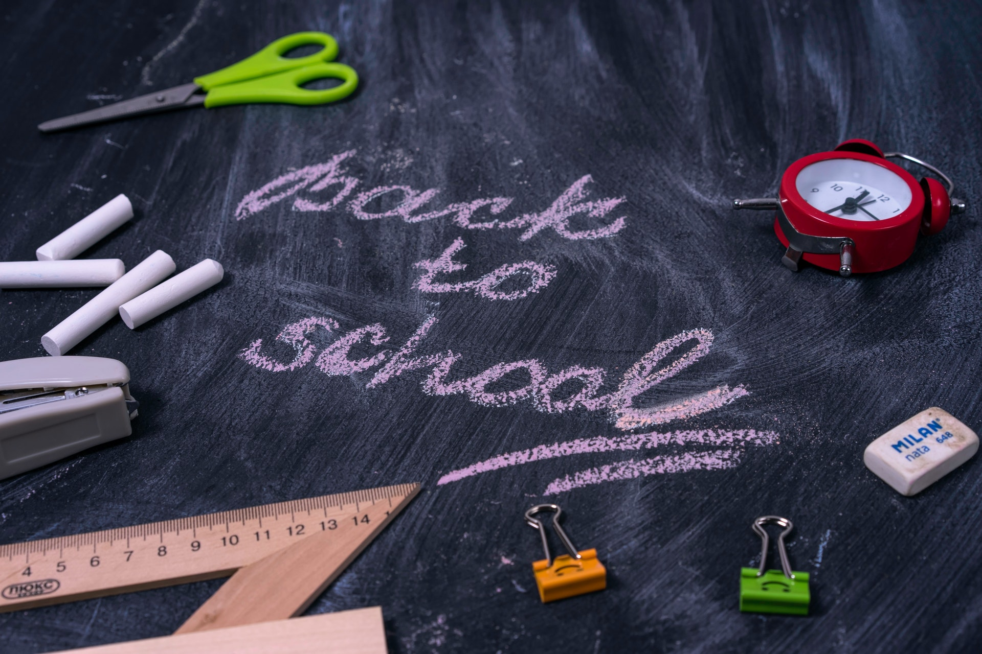 Tips for Going Back to School During COVID