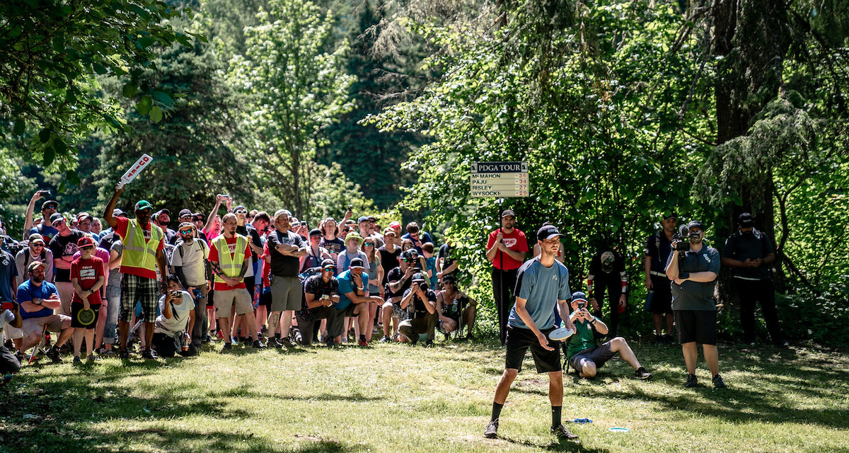 Seven Rules For Being A Spectacular Disc Golf Spectator