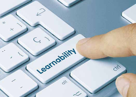 Learnability: Today's 'it' factor