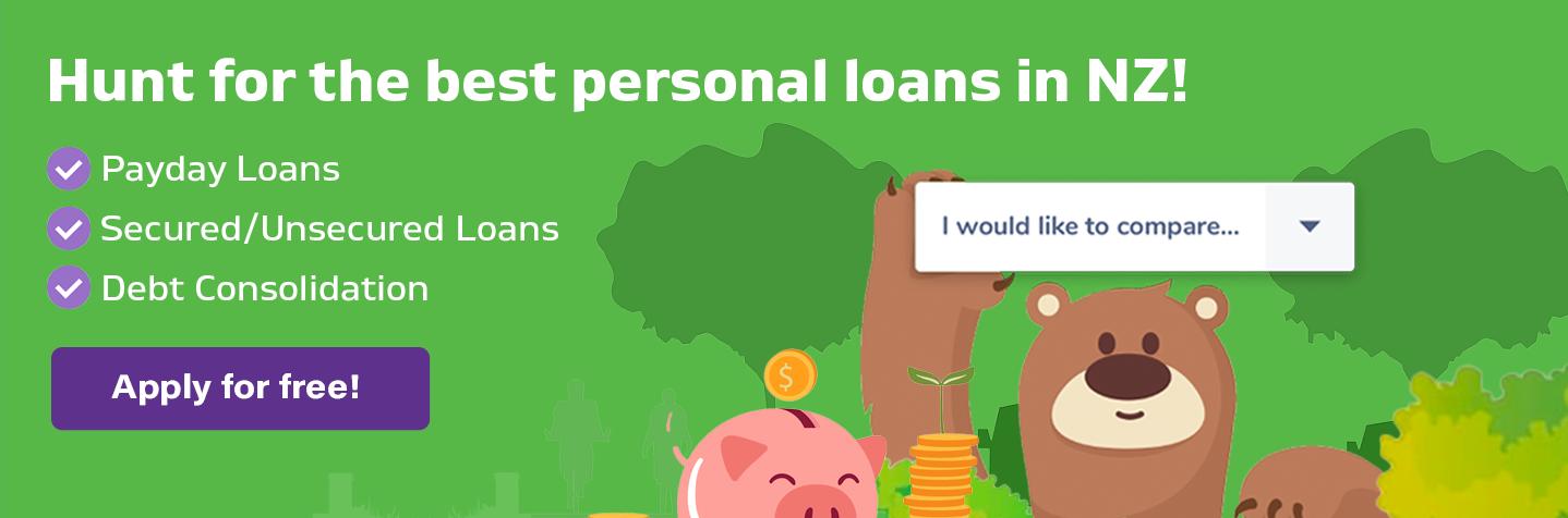 personal loans nz