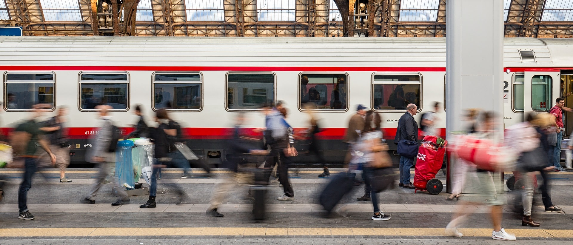 A frequently asked question about Italy is how to get around—fortunately, the country provides a lot of transportation options