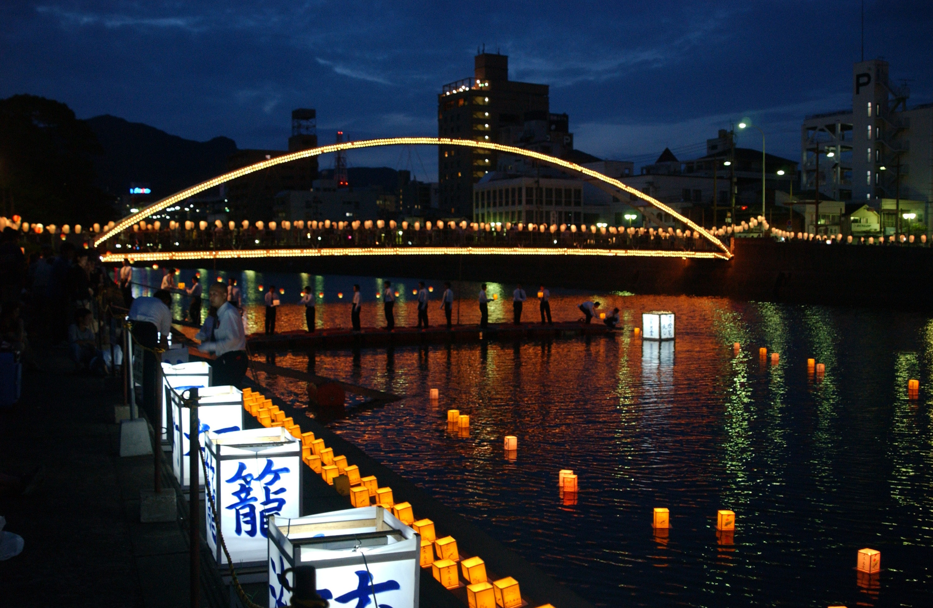 Obon in Japan on a budget