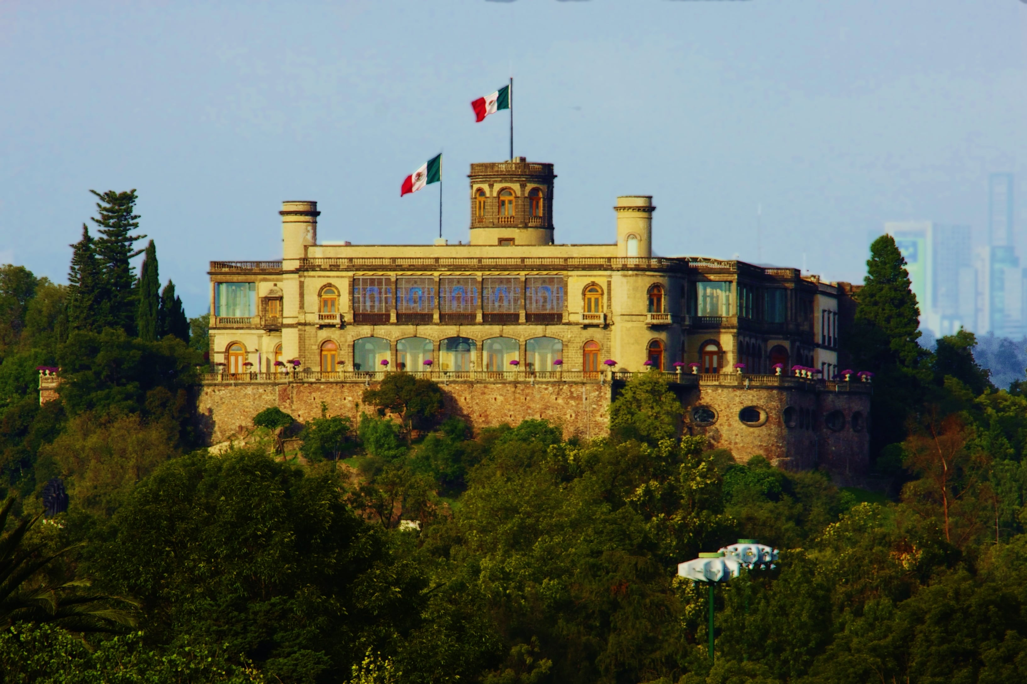 Chapultepec Park is one of the best Mexico City landmarks