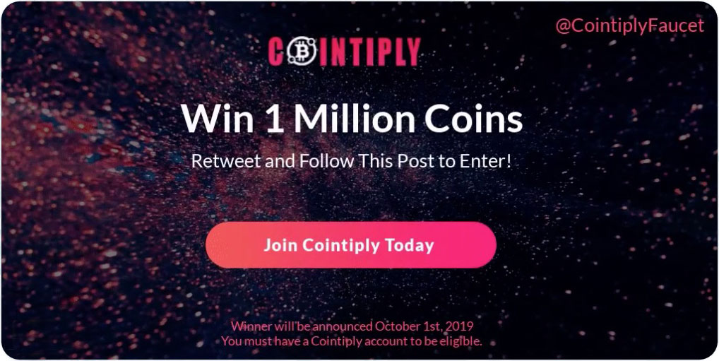 Announcing the Winner of 1 Million Coins in Our First Retweet and Follow Contest!