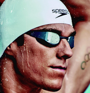 Olympic swimmer Conor Dwyer