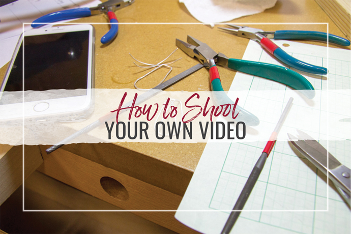 You've decided to make the jump from jewelry photography to videography. Read our in depth article to learn how to create an amazing video from start to finish!