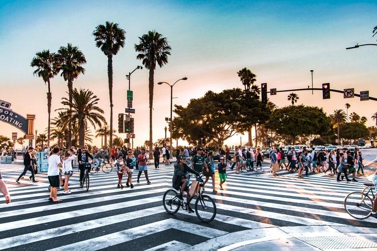 Where to stay in LA? Locals love beachside Santa Monica