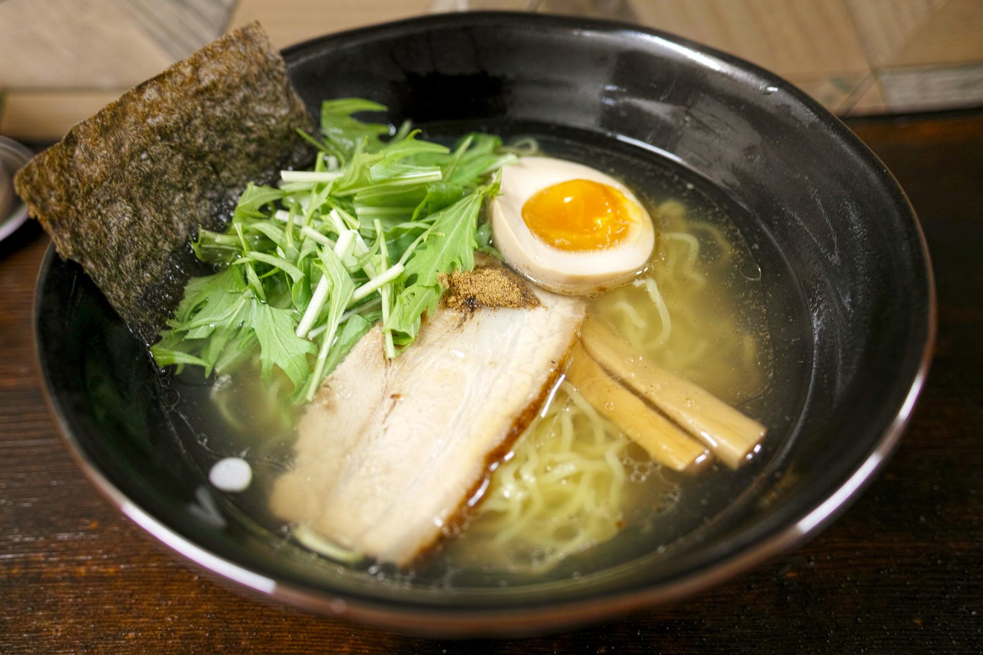 ramen must do in tokyo pixabay