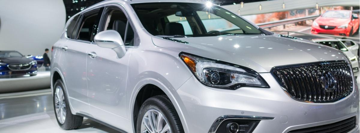 Buick Envision 2018: descubre a un coche muy óptimo para 5 pasajeros