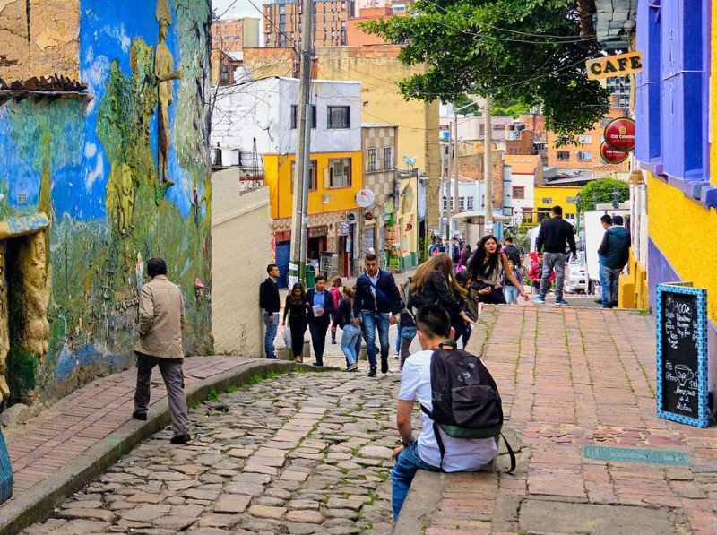 Why Bogota is Safer Than You Think