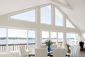 Home with Infinity from Marvin slider fiberglass windows