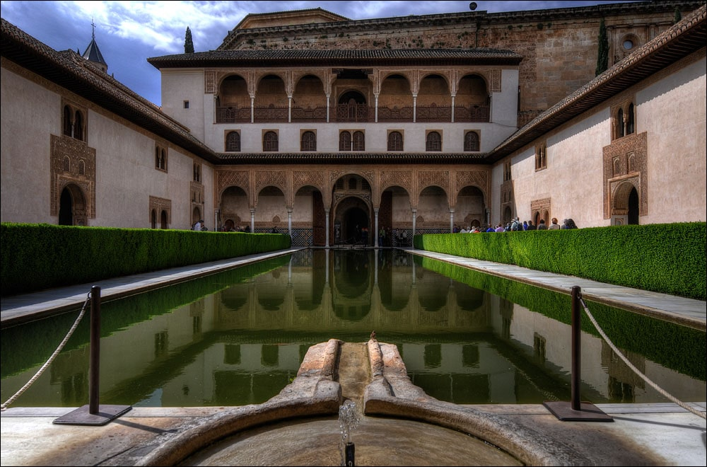 Exploring La Alhambra is one of the best things to do in Spain