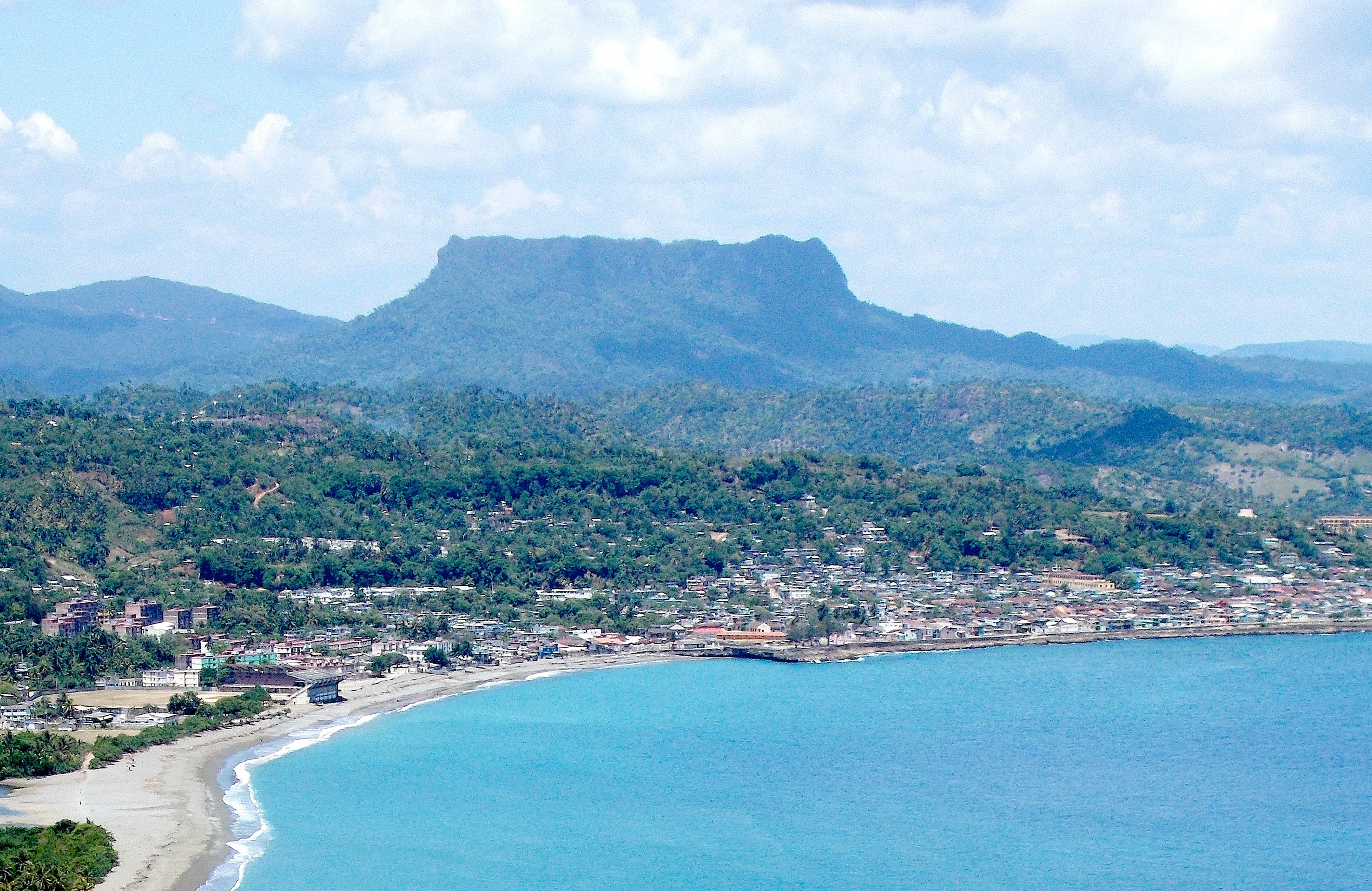 Baracoa in Cuba