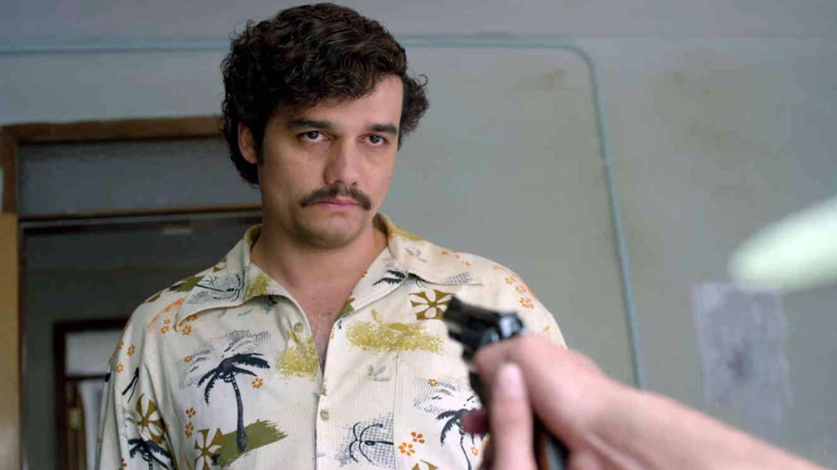 Narcos screencap is colombia safe