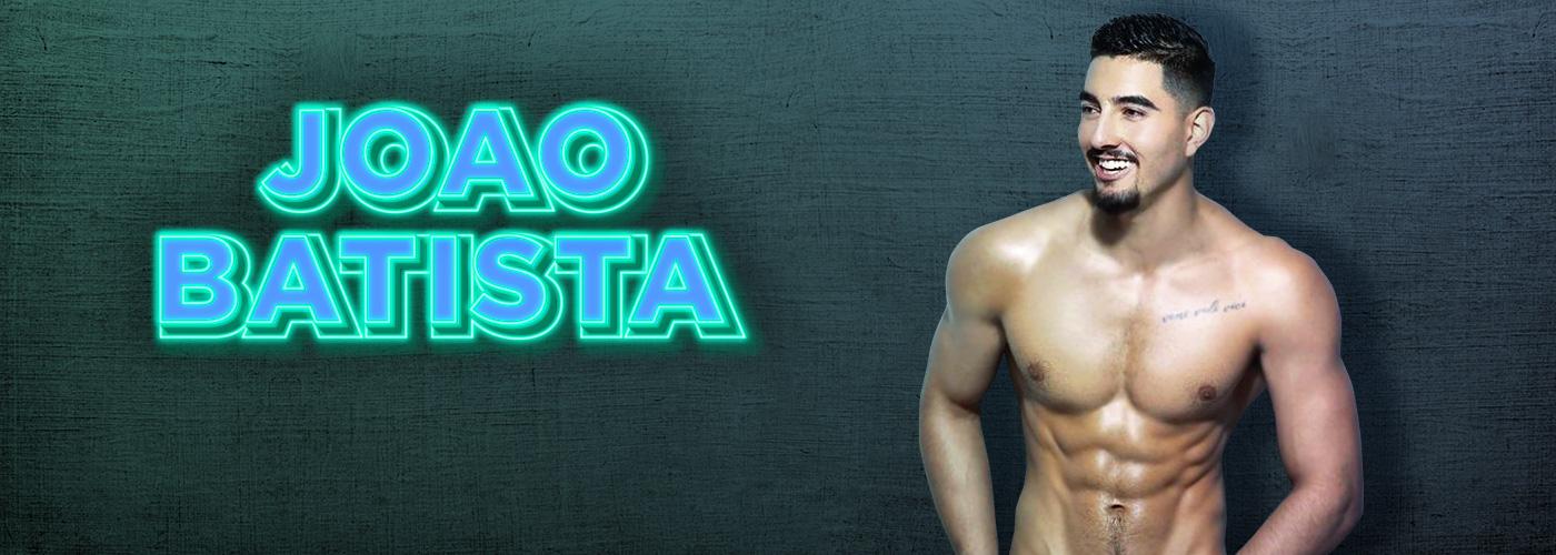 Interview: Latino Gay Cams Star Joao Batista