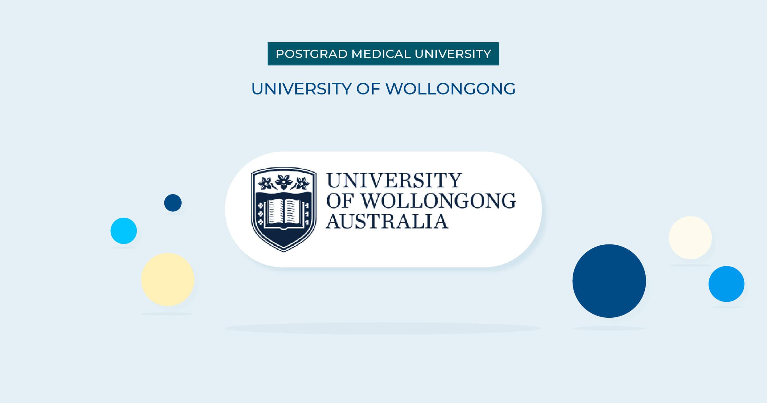 UOW Medicine Interview