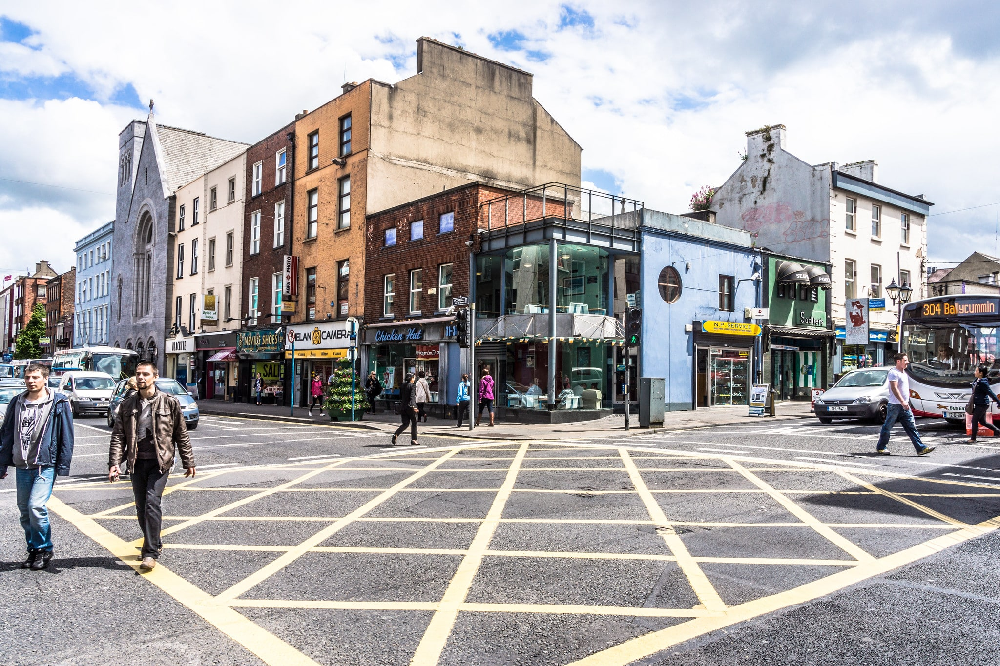 Limerick is one of the best cities to visit in Ireland