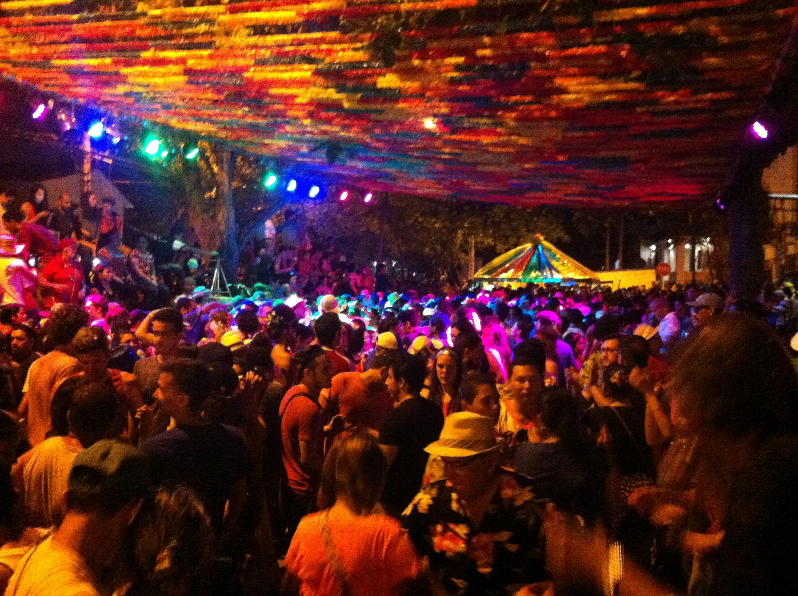 Carnival in Barranquilla Colombia