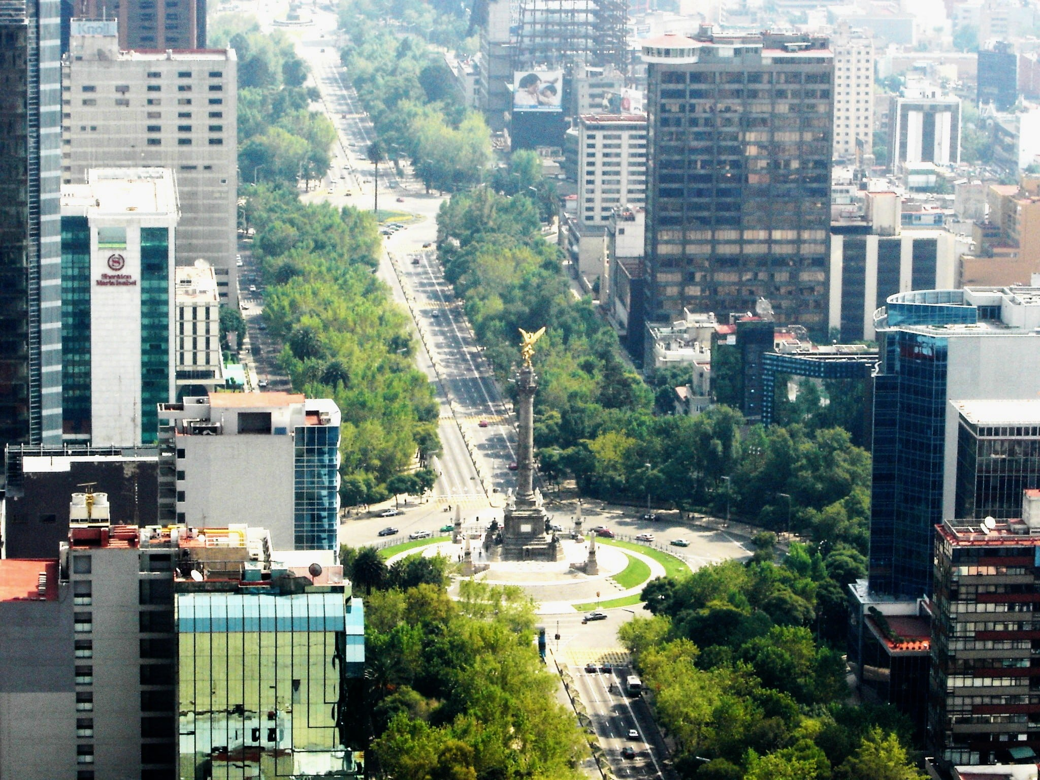 Zona Rosa is one of the best neighborhoods to stay in Mexico City