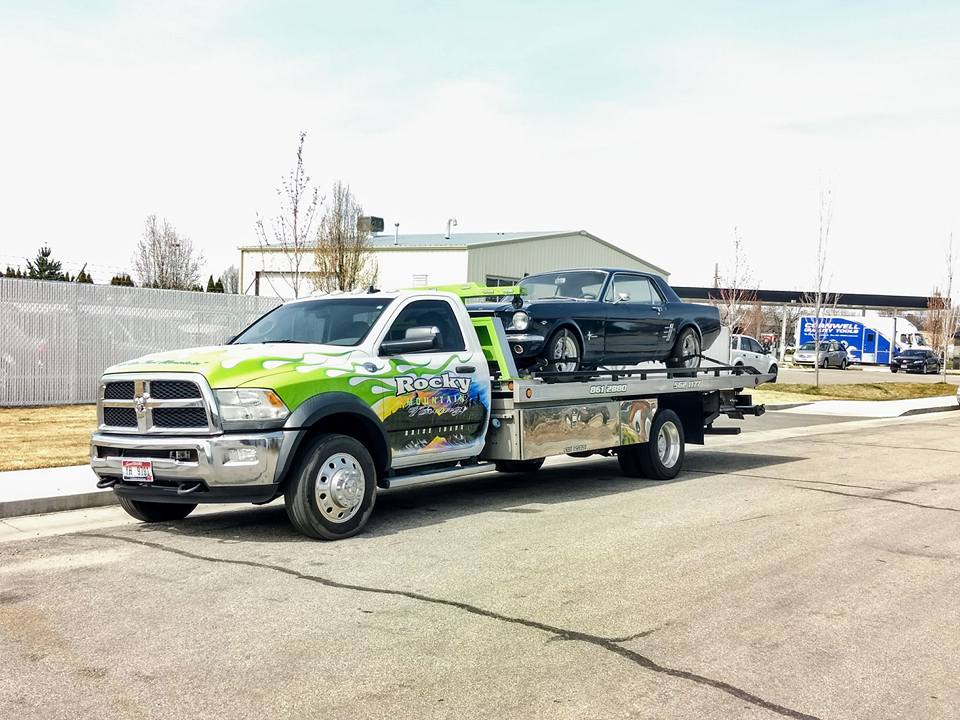 Rocky Mountain Towing Our Professional Towing Solutions Provider