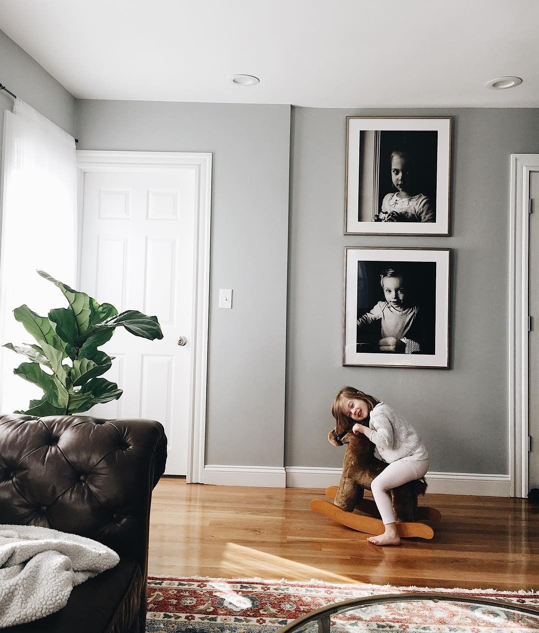 How To Hang Family Photos