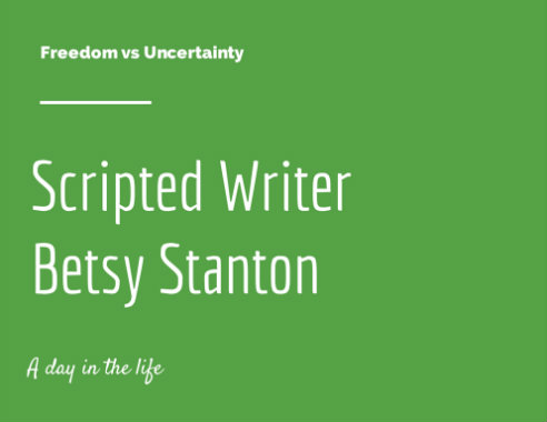 A Day in the Life: Scripted Writer Betsy Stanton on Working for a Content Writing Service