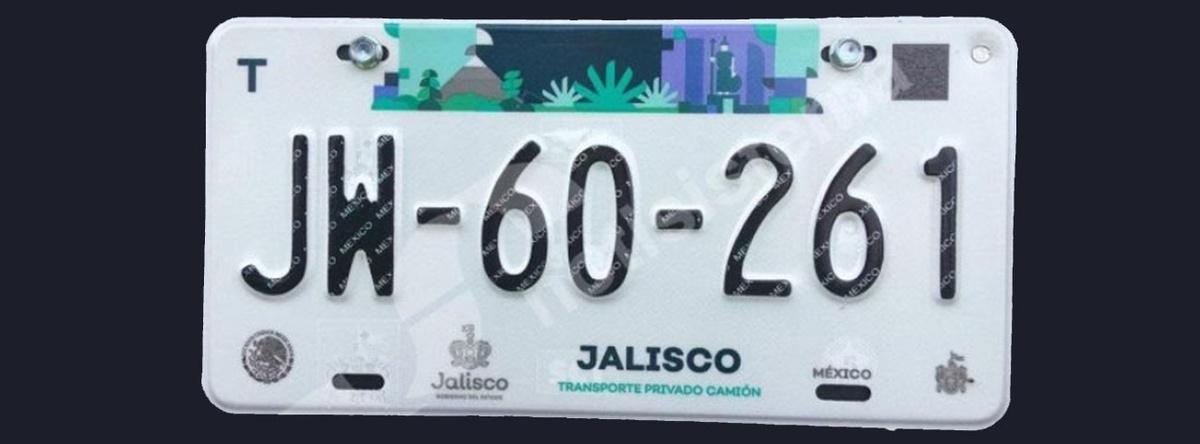 Cambio de placas en Jalisco | ¿Cómo y cuánto cuesta?