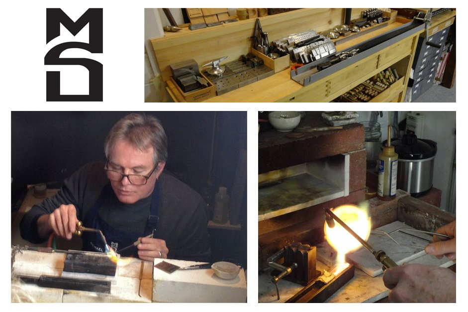 Improve your jewelry studio practice with metalsmithing skills tips from Michael David Sturlin. Consider the benefits of repetition and honing your craft.