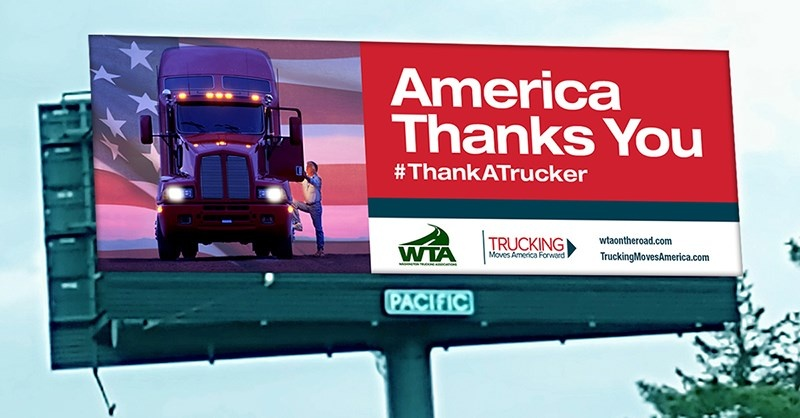 #ThankaTrucker: 5 Ways America Shows Support to the Road's Unsung Heroes